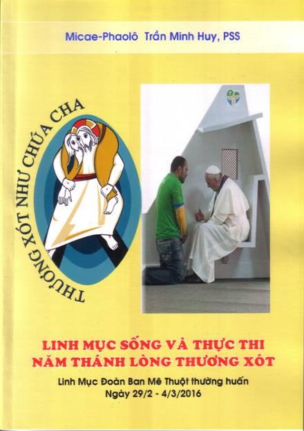 Linh mục sống và thực thi năm thánh lòng thương xót